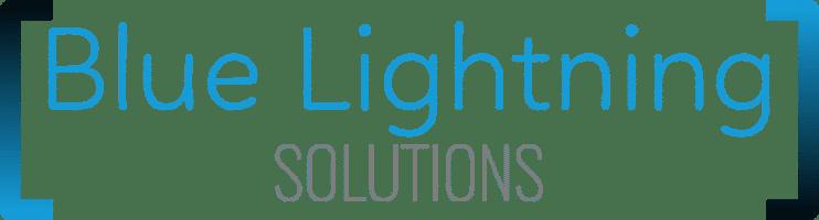 Blue Lightning Solutions Logo